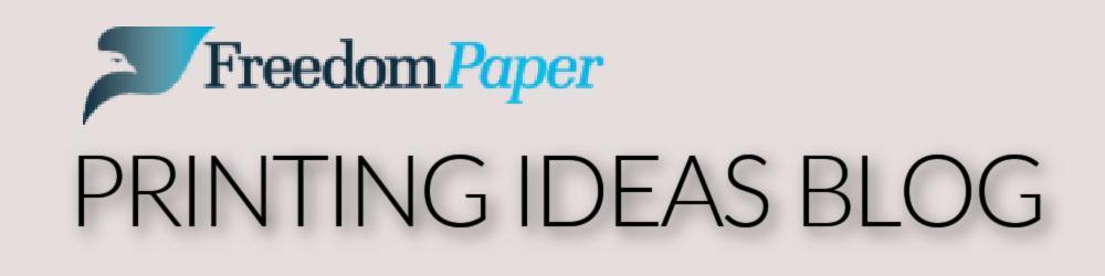 Printing Ideas Blog